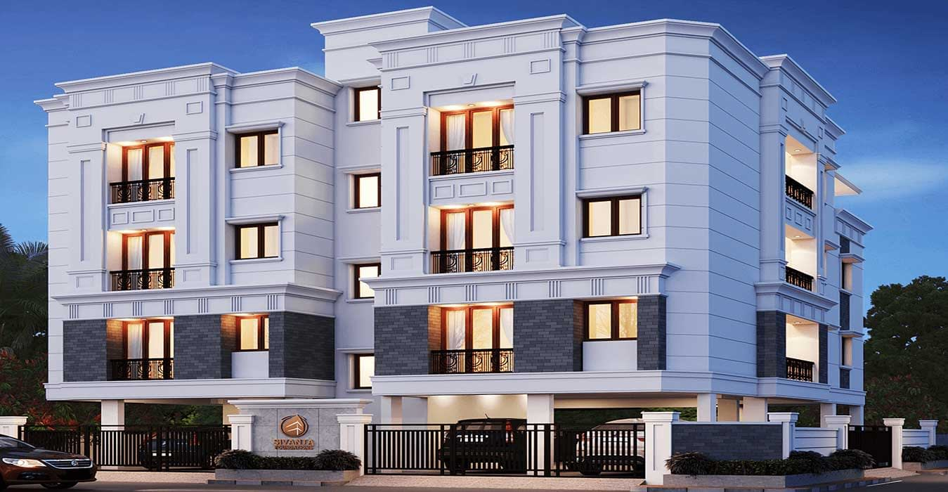 Quality flats, Apartment in Madhavaram, Apartments in Puzhal