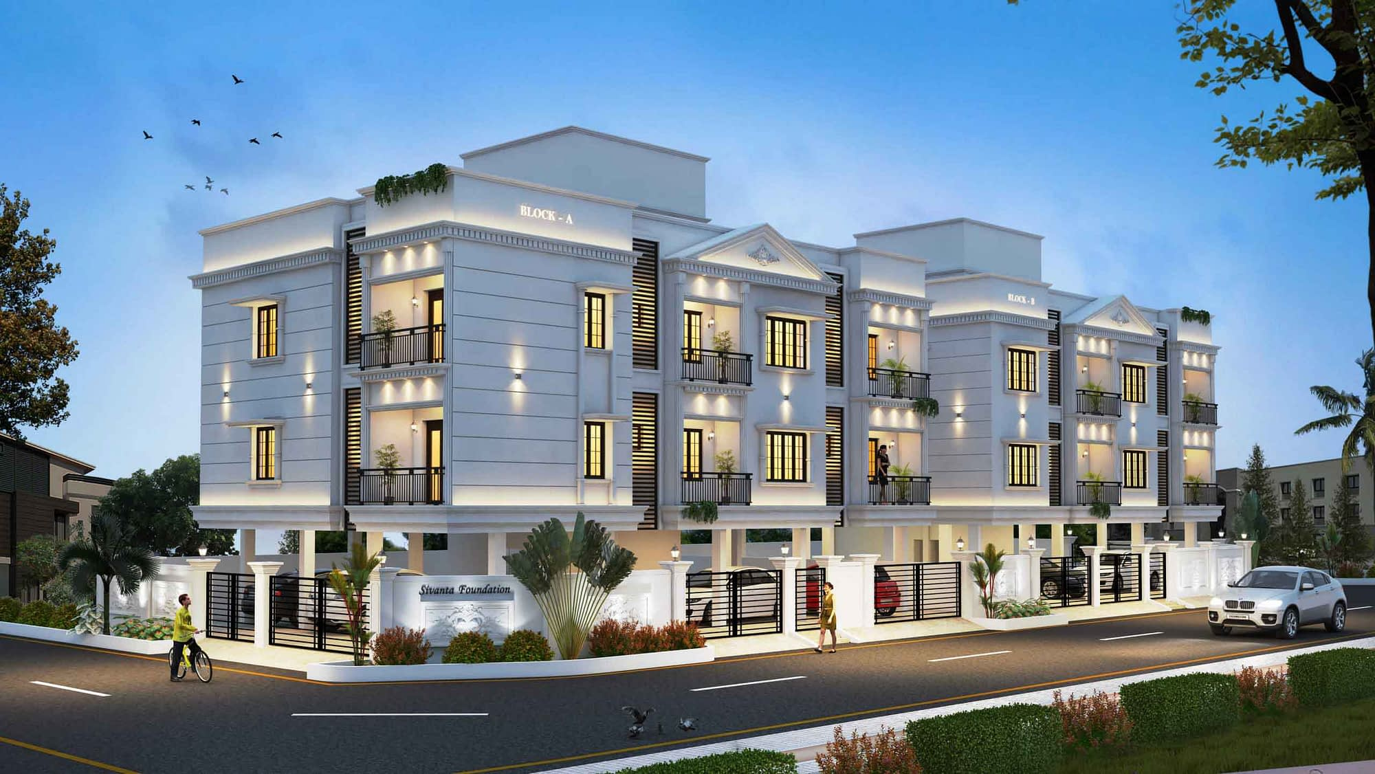 Flats in Puzhal, Real estate in Chennai, Houses in Puzhal