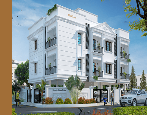 Construction companies in Chennai, Best apartment builders in Chennai, Real estate in Chennai
